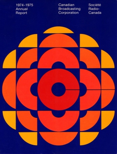 canadian broadcasting corporation annual report cover