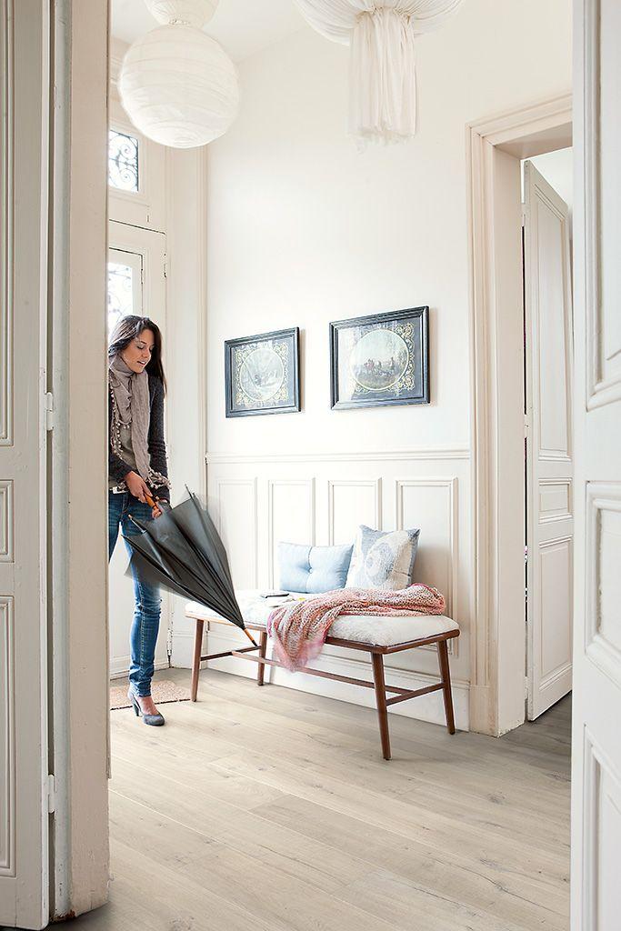 Quick-Step Impressive 'Soft oak beige' (IM1854) Laminate flooring - www.quick-step.com