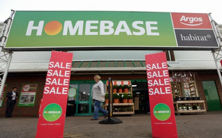 Homebase brand to disappear as £340m sale agreed to Australian group Wesfarmers