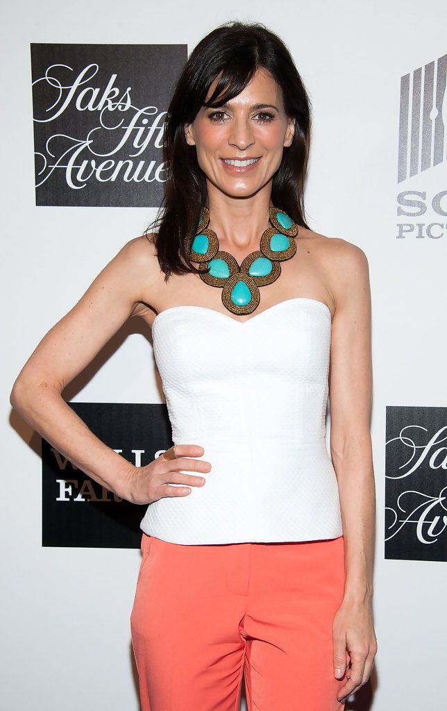 Perrey Reeves Turquoise Necklace