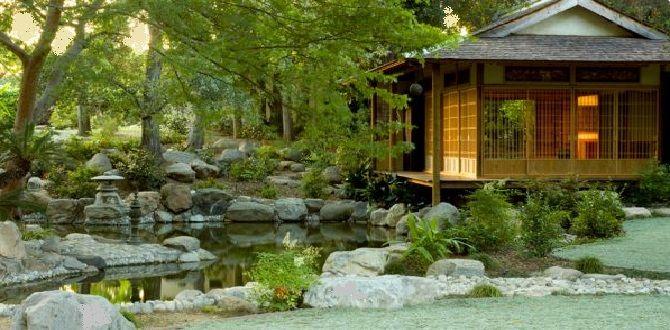 Small Japanese Garden Pond