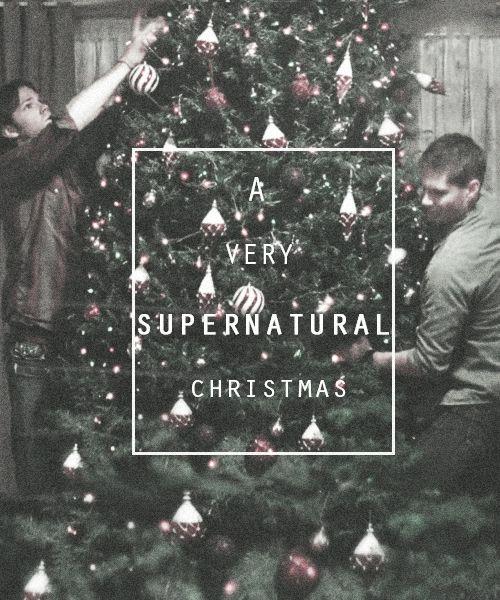 Sams Christmas Trees: 55 Best Supernatural Edits... Images On Pinterest