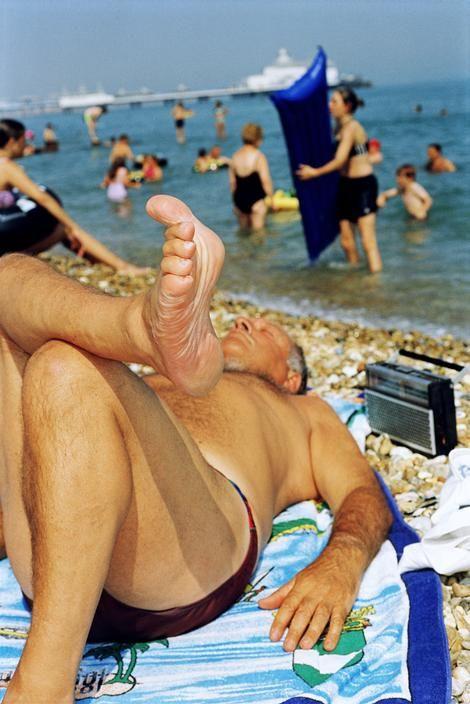 Martin Parr.   Eastbourne 1995-99