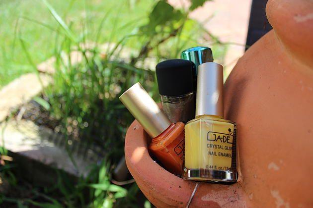 Kate Franklin Makeup Artist | My Nail Polish Collection