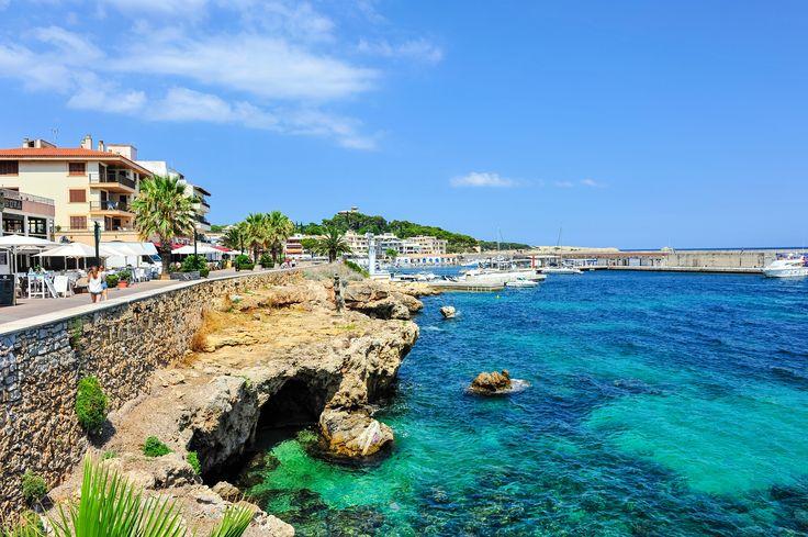 Hafen von Cala Ratjada, Mallorca