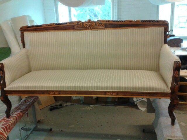 Sohva Amerikasta 1800-l