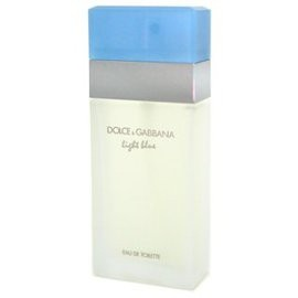 Dolce and Gabana Light Blue perfume! I love this perfume!
