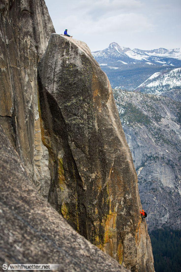 Lost Arrow Spire   Yosemite by Sebastian Wahlhuetter on 500px