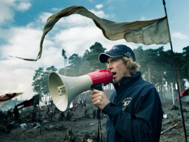Transformers Photos #Michael Bay Posts Production Shots From The Last Knight #NewMovies #knight #michael #photos #posts