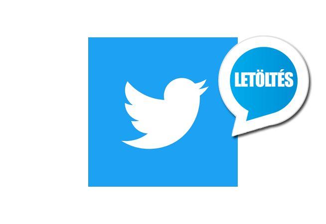 Twitter 7.22.0 (magyar) letöltés  Twitter 7.22.0 Android mobil alkalmazás (magyar) letöltés ÚJ!  Megjelent a világ legnépszerűbb közösségi csatorna legújabb Android alkalmazása amely legjobb módja a kapcsolattartásnak önmagunk kifejezésének és a körülöttünk zajló események felfedezésének.  Használata rendkívül egyszerű: letöltés és telepítés után egy gyors regisztrációt követően azonnal nekiláthatunk a Twitter világának felfedezéséhez kövessük barátainkat ismerőseinket vagy kedvenc…