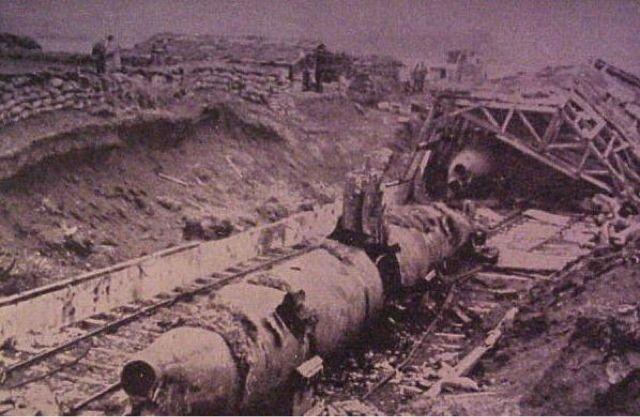 Abandoned Japanese Midget Submarine in America - TheGentlemanRacer.com