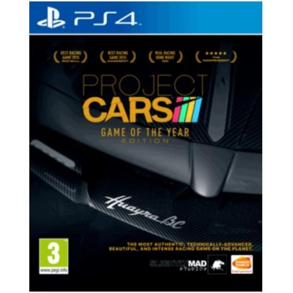 Project Cars Game Of The Year (GOTY) PS4 Game   http://gamesactions.com shares #new #latest #videogames #games for #pc #psp #ps3 #wii #xbox #nintendo #3ds
