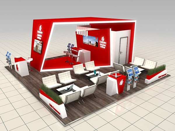 Emirates Aviation College 3in1 Variable Stand on Behance - Design by Katalin Ercsényi