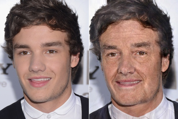 What would One Direction look like if they were old?