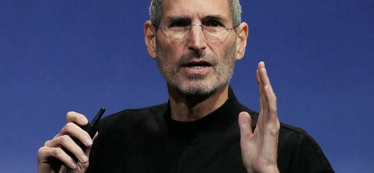 Steve Jobs wasn't only a pioneer in computer technology.  He was also a pioneer in the technology of the brain.