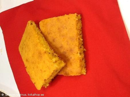 Recept - Cornbread (majsbröd)