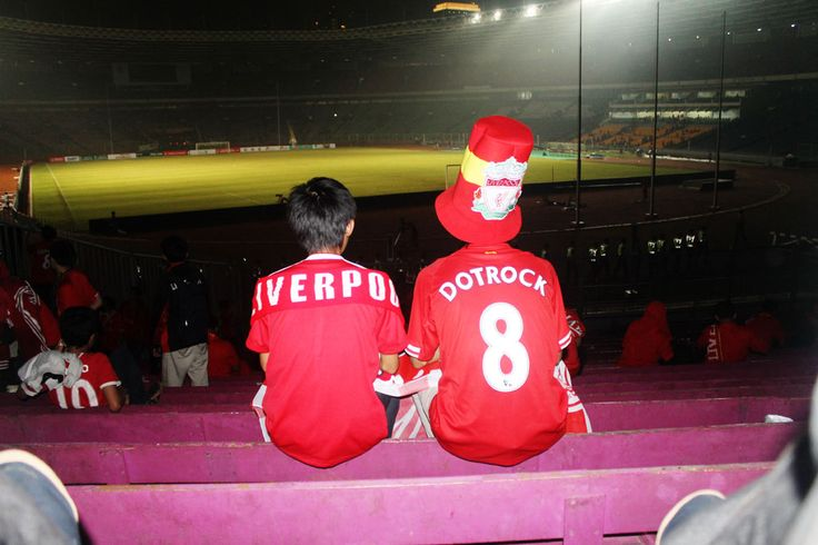 Me & Eiqse Never Forgotten - We Are Reds - LFC Asia Tour 2013