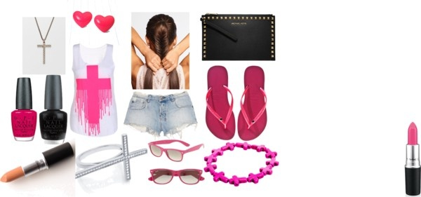 """Untitled #14"" by nicole-beal on Polyvore"