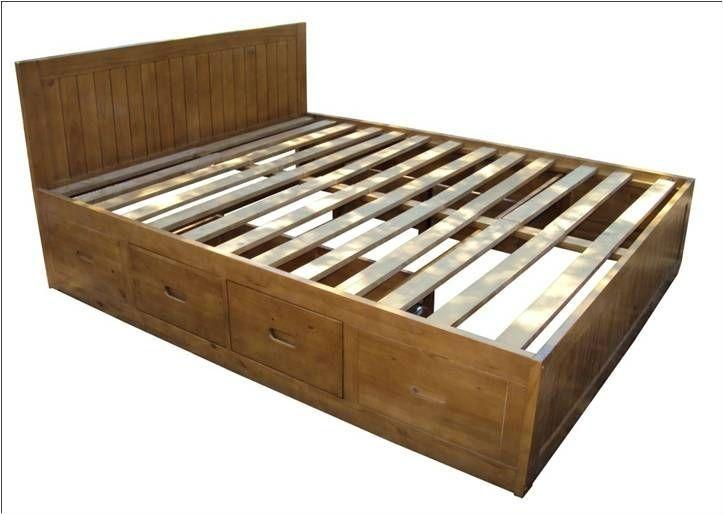 cama con cajones debajo - Google Search