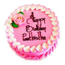 Order birthday cakes online for Delivery at best price available of unique designs and all sizes with Express delivery.
