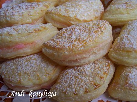 Vaníliás és puncsos falatkák - Andi konyhája - Sütemény és ételreceptek képekkel