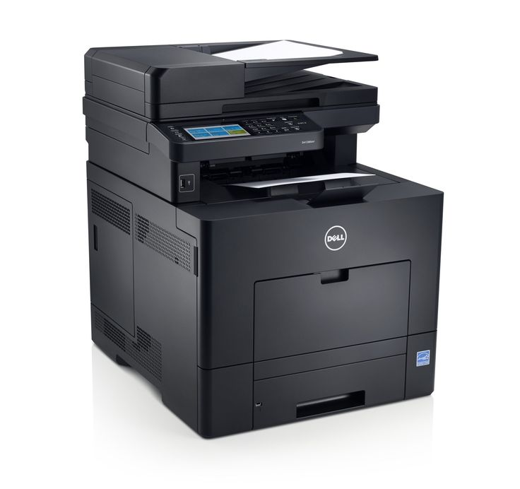 Dell Computer C2665dnf Color Printer with Scanner, Copier and Fax. Access the cloud easily: Scan content to the cloud and search for files across multiple cloud storage services simultaneously, direct from your printer. Create searchable files: Scan and convert hard copies to editable Microsoft Office and Google documents, searchable PDFs and other file formats using cloud Optical Character Recognition (OCR)2. First in its class with NFC1 Make fast, easy connections between your printer…