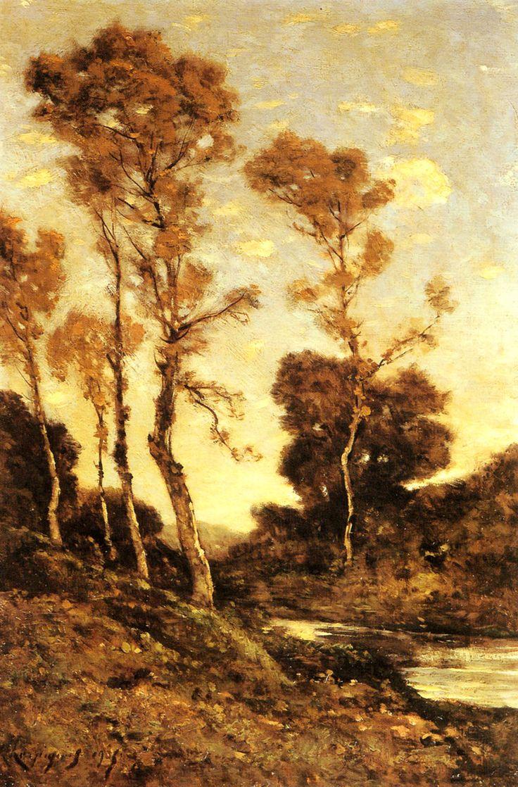 Henri Harpignies | The Barbizon school of painters | Tutt'Art@ | Pittura * Scultura * Poesia * Musica |