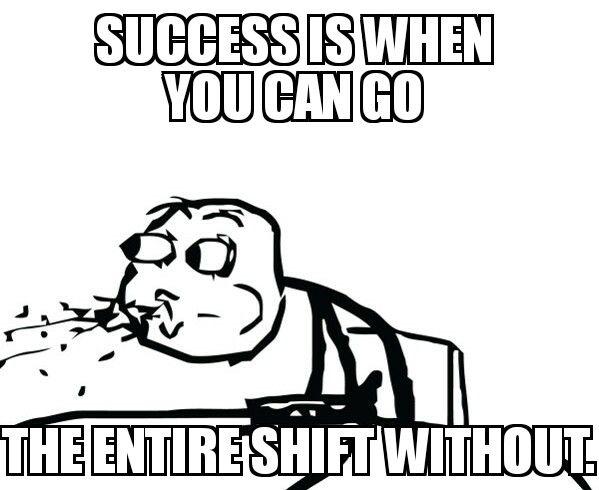 Success without vomiting #nurse #nursing #rn #meme #funny #memes #nursingschool