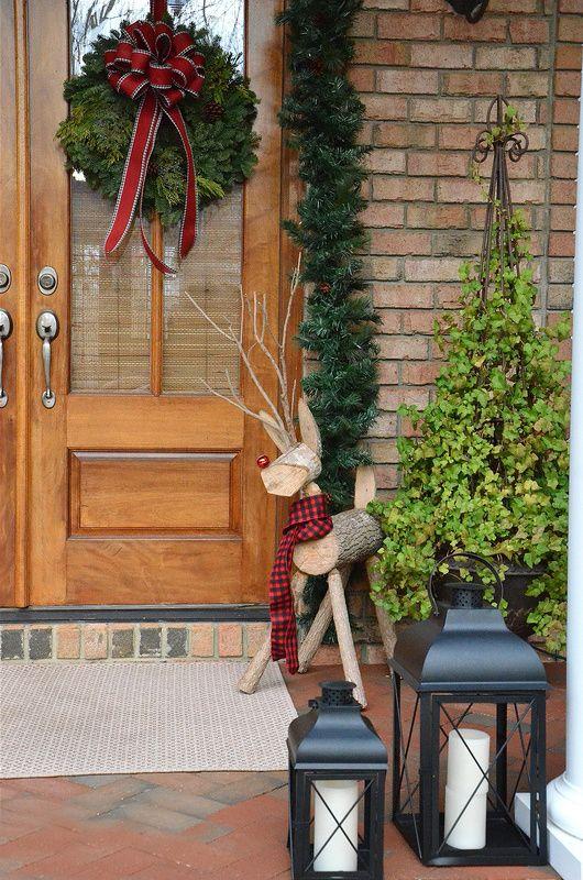 Weihnachtsdeko Draussen Tolle Ideen Und Inspirationen Weihnachten