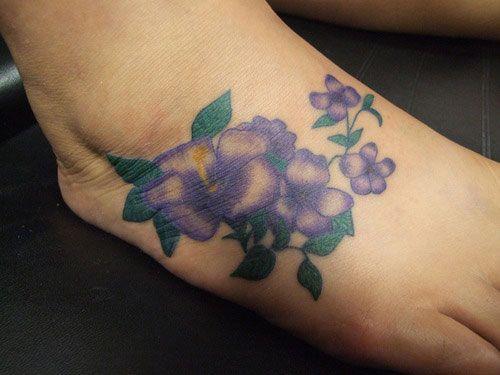 25 best Jasmine Flower Tattoo Design images on Pinterest ...
