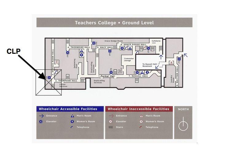 Office Hours & Directions | Community Language Program | Arts and Humanities | Teachers College Columbia University