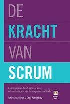 De kracht van Scrum gelezen. Te bestellen bij managementboek.nl