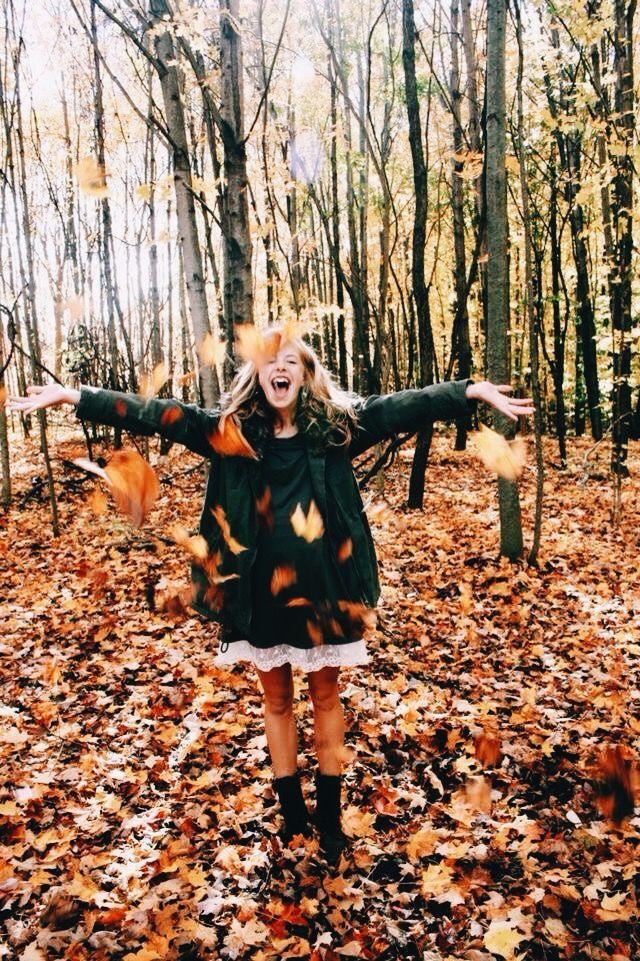 Pinterest Yagirlhannaht Fall Photoshoot Autumn Photography