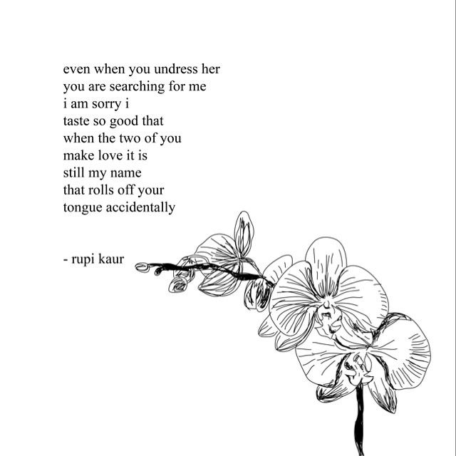 Quotes About Love Rupi Kaur : Quotes Poetry, Rupi Kaur Quotes, Awesome Quotes, Quotes Poems Poetry ...