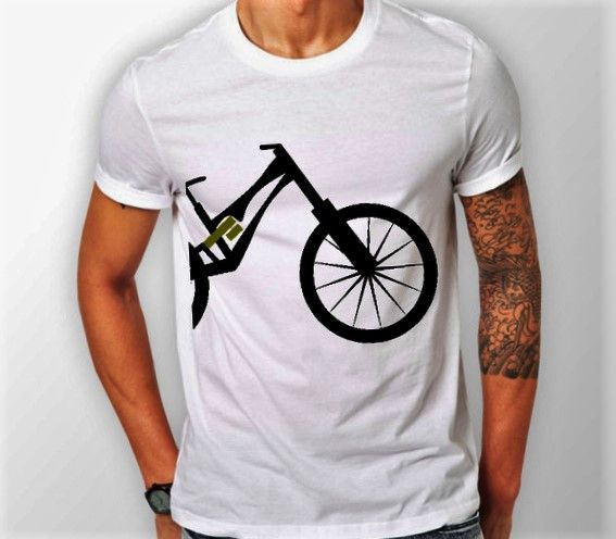 short sleeve mtb downhill tshirt