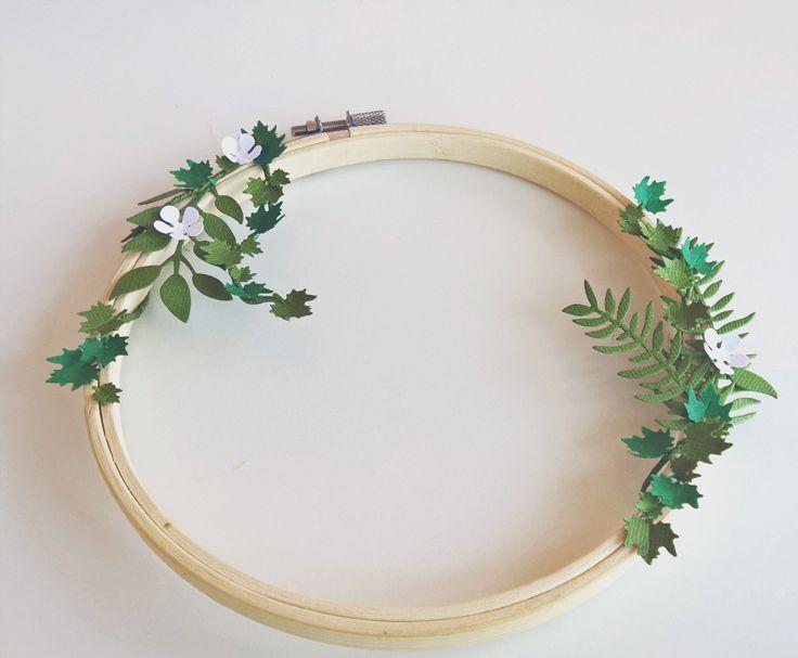 Paper plant-edera