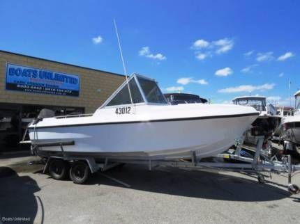 Ranger 2100 Sportscuddy GREAT FISHING, DIVING   Motorboats & Powerboats   Gumtree Australia Wanneroo Area - Wangara   1135459278