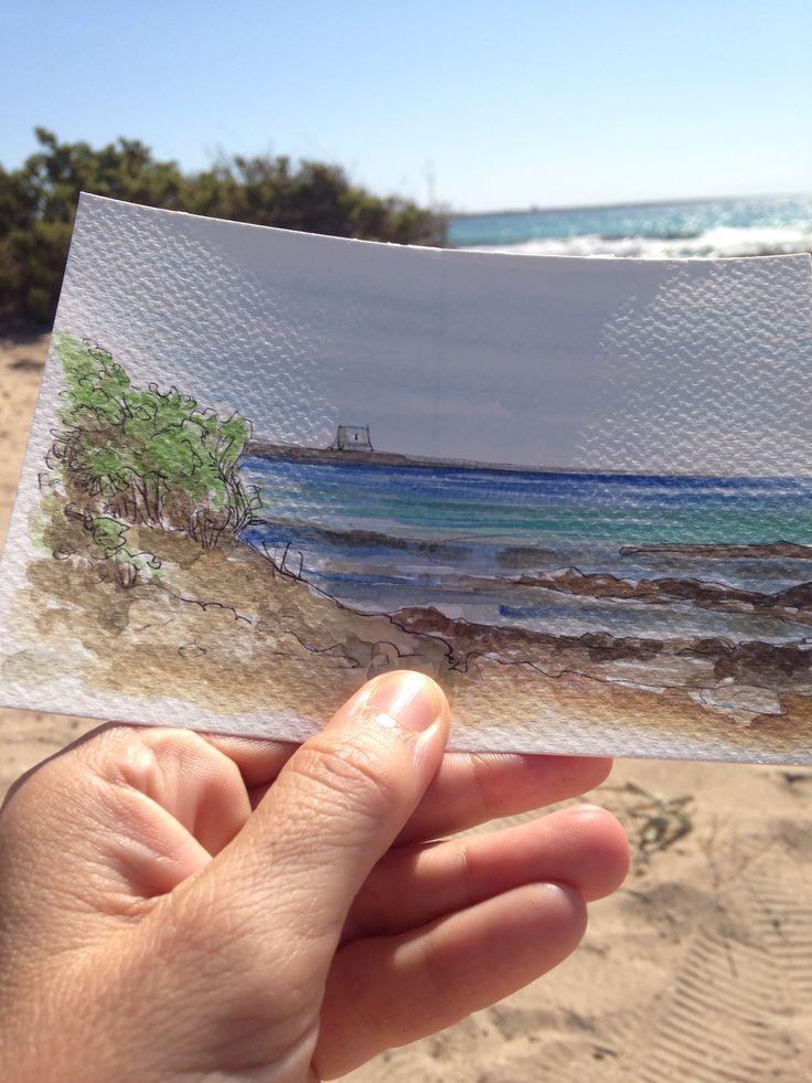 Baia verde Gallipoli 2014