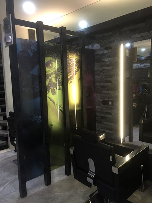 TABS - The Academy & Beauty Salon at S.V. ROAD, NEAR KHAR MASJID, OLD KHAR (W), MUMBAI. #grand #opening #tabs #salon #khar #academy #beauty #makeup #hair #nails #skin #experts #courses #WallGraphics #YAworks