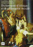 Ethique ; Philosophie ; Société ; Autres sciences de l'homme [NI] ; Dictionnaire ; Concept ; Définition COTE: 402 CAN