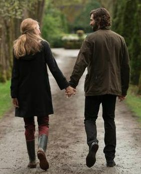 The Age of Adaline: She reminds me someone I once knew. I hope she's where she needs to be...I think of you. :)