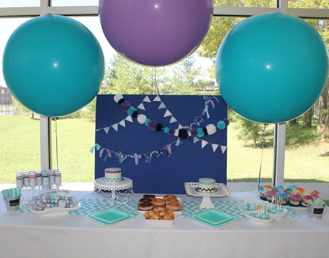 Pool Party Birthday Bash! Infantil