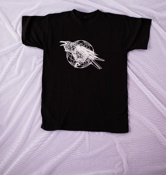 THE CROW T-SHIRTS BY BRAINSHOT