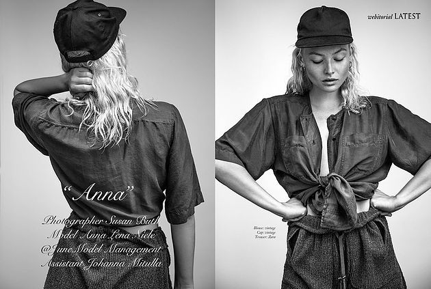 WEBITORIAL for Latest magazine | Photographer: Susan ButhModel: Anna Lena Niele c/o June model managementAssistant: Johanna Mitulla