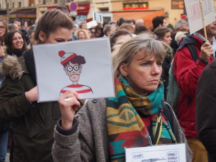 #jesuischarlie #marche #paris pic by a.vannoorenberghe