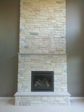 Boral White Oak Country Ledgestone Fireplace Google