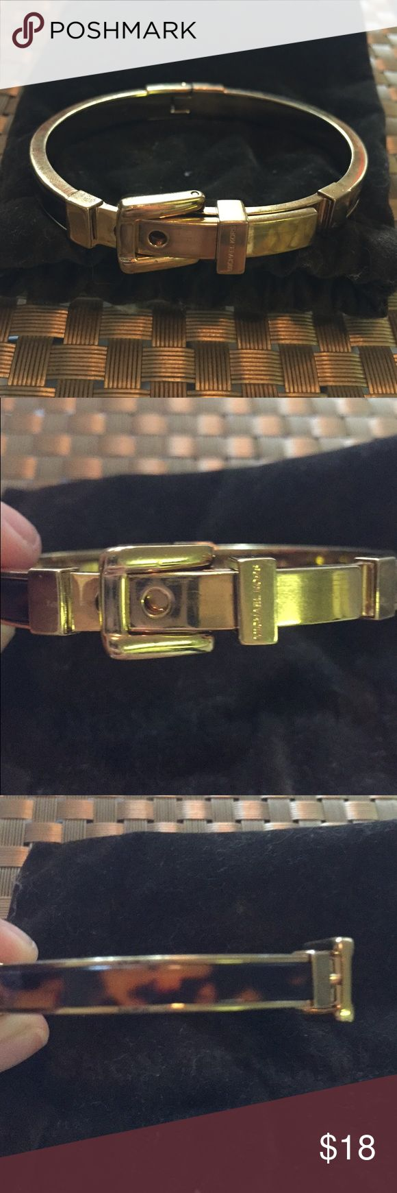 Micheal Kors buckle bracelet Michael Kors buckle bracelet Michael Kors Jewelry Bracelets