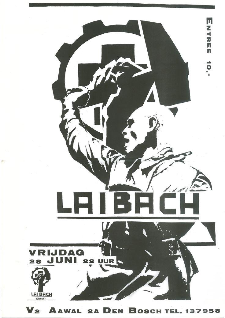 Konzert Laibach