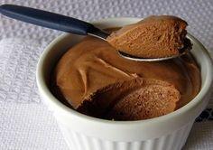 RECEITA RÁPIDA 24 h: Mousse de Cacau e Abacate - Falso Mousse de Chocolate não engorda ! - receita aqui