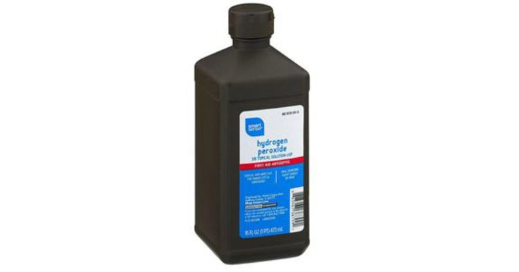 "FREE 32 oz. Hydrogen Peroxide at Kmart! Today Only! (2/9) -    FREE Smart Sense 32 oz Hydrogen Peroxide at Kmart! Download the Kmart mobile app for your smart phone and get a freebie every Friday! Tap on ""Friday Fix"" to get a coupon valid for a FREE Smart Sense 32 oz Hydrogen Peroxide! The coupon is redeemable in-store and is valid through 2/11/18. H... - http://www.mwfreebies.com/2018/02/09/free-hydrogen-peroxide-at-kmart-today-only/"